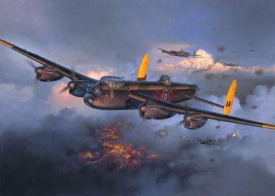 4300 - Avro Lancaster B.I/III 1/72