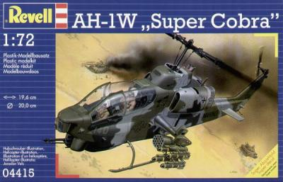 4415 - Bell AH-1W 'Super Cobra' 1/72