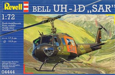 4444 - Bell UH-1D SAR 1/72