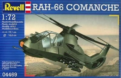 4469 - Boeing-Sikorsky RAH-66 Comanche 1/72
