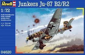 4620 - Junkers Ju 87B Stuka 1/72
