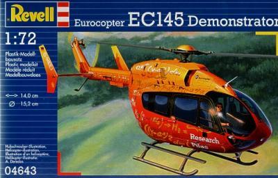 4643 - Eurocopter EC145 1/72