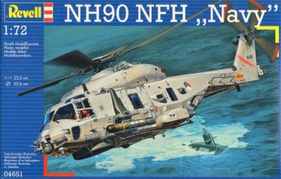 4651 - NH Industries NH-90 NFH 1/72