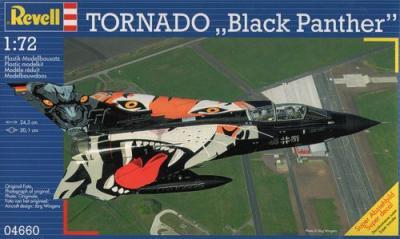 4660 - Panavia Tornado IDS Luftwaffe 'Black Panther' 1/72