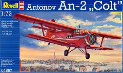4667 - Antonov An-2 'Colt' 1/72