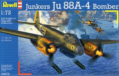 4672 - Junkers Ju 88A-4 1/72