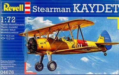 4676 - Boeing Stearman Kaydett 1/72