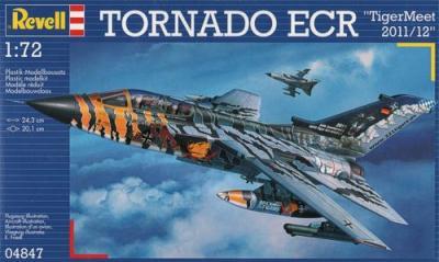 "4847 - Panavia Tornado IDS Luftwaffe""Lechfeld Tiger 2011"" 1/72"