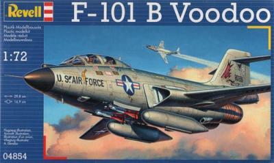 4854 - McDonnell F-101B Voodoo 1/72