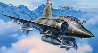 4893 - Dassault Mirage 2000D 1/72