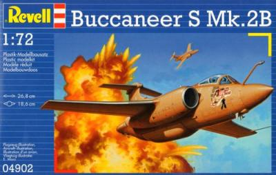 4902 - Blackburn/Hawker-Siddeley Buccaneer Mk.2B 1/72