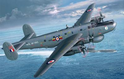 4920 - Avro Shackleton AEW.2 1/72