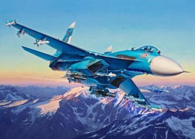 4937 - Sukhoi Su-27SM 1/72