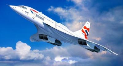 4997 - Aerospatiale Concorde British Airways 1/72