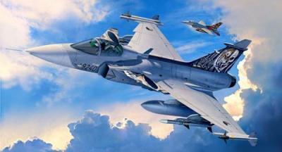 4999 - Saab JAS-39C Gripen 1/72