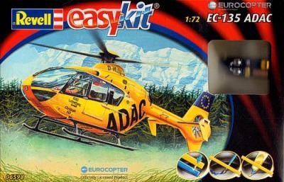 6598 - EC 135 Eurocopter ADAC 1/72