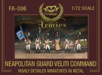 FA-006 - Neapolitan Guard Veliti Command 1/72