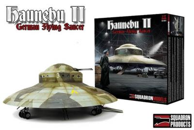 SQM0001 - Haunebu II German Flying Saucer 1/72
