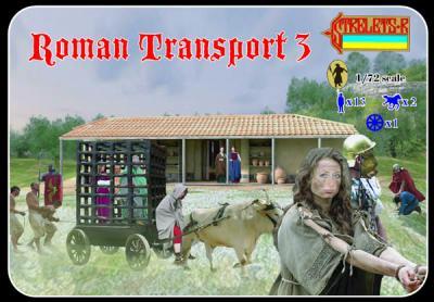 131 - Roman Transport 3 1/72