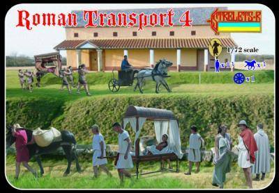 132 - Roman Transport 4 1/72