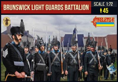 154 - Brunswick Light Guards Battalion 1/72