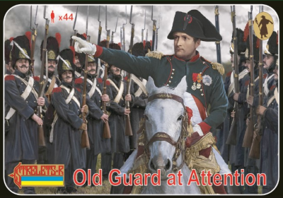 171 - Old Guard at Attention 1/72