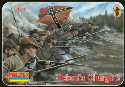 178 - Pickett's Charge 3 1/72