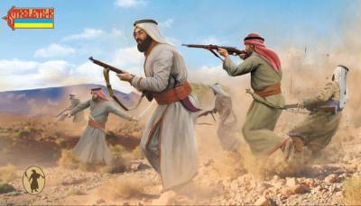 185 - Foot Arab Rebels (Rif War) 1/72