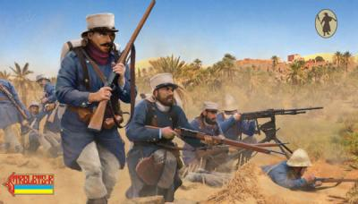 186 - French Foreign Legion Rif War (Rif War) 1/72