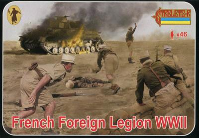 187 - French Foreign Legion (WWII) 1/72