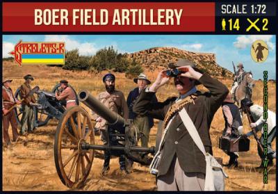 224 - Boer Field Artillery 1/72