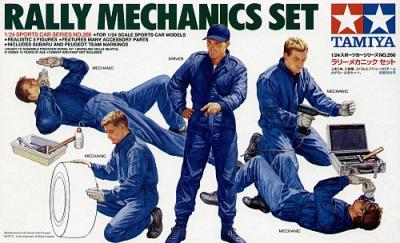 24266 - Rally Mechanics Set