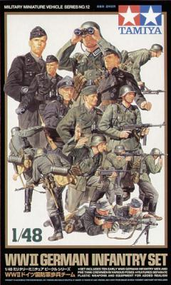 32512 - German (WWII) Infantry