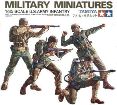 35013 - U.S. Army Infantry WWII
