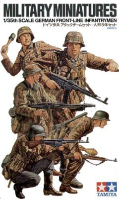 35196 - German Frontline Infantry WWII