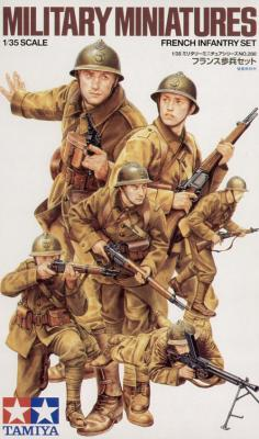 35288 - French Infantry WWII