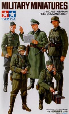 35298 - German WWII Field Commander