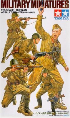 35311 - Soviet Assault Infantry 1941