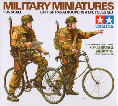 35333 - British Paratroopers
