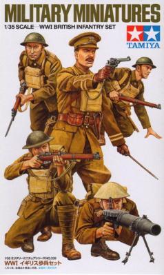 35339 - WWI British Infantry Set