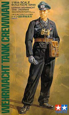 36301 - Wehrmacht Tank Crew 1/16