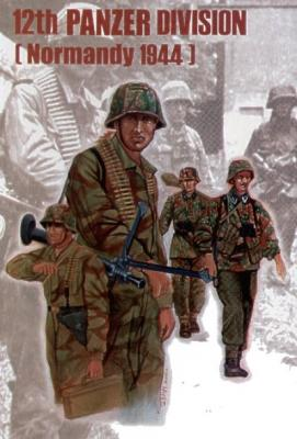 00401 - 12th Panzer Division Normandy 1944