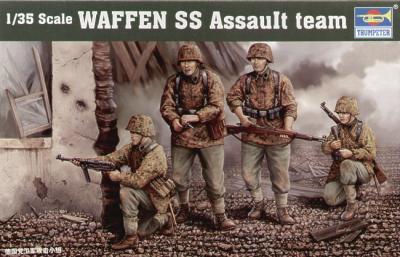 00405 - Waffen SS Assault team