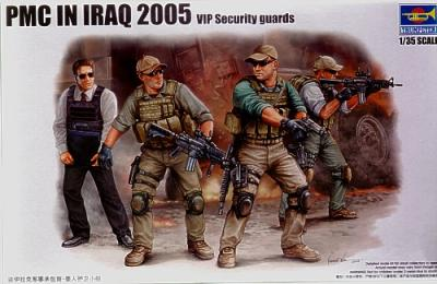 00420 - PMC in Iraq VIP Protection