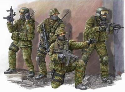00422 - German KSK Bundeshwehr (Commandos)