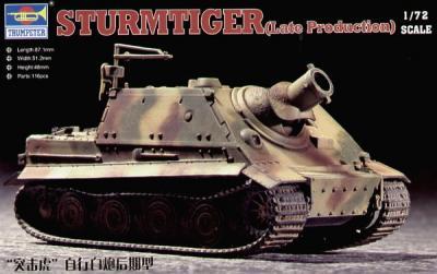 07247 - Sturmtiger 1/72