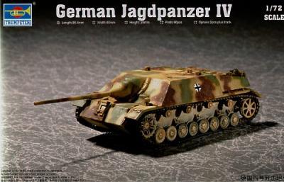 07262 - Jagdpanzer IV 1/72