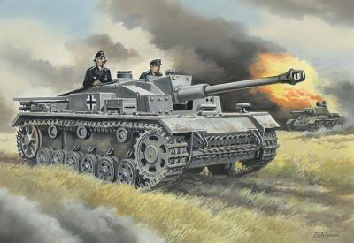 280 - Sturmgeschutz 40 Ausf F/8 1/72