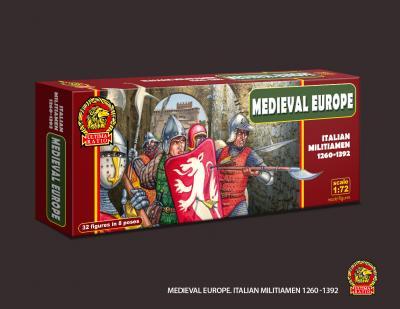 UR010 Medieval Gunpowder Castle Artillery. 1/72