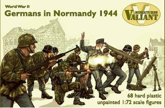 VM004 - WWII Germans in Normandy 1944 1/72